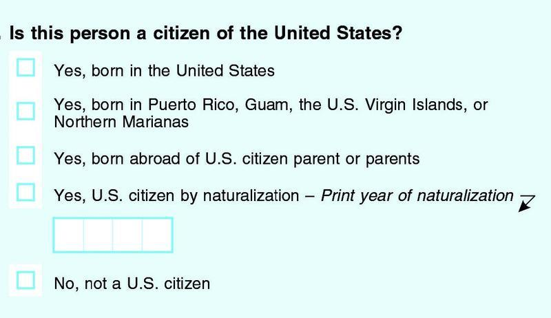 A lawsuit aims to remove this question, which is currently included in the planned 2020 census survey.