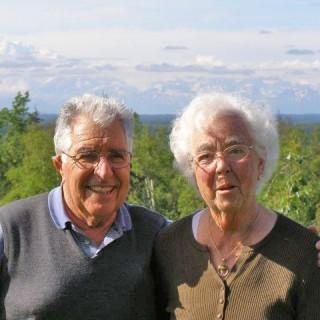 Andy and Phyllis D'Arrigo