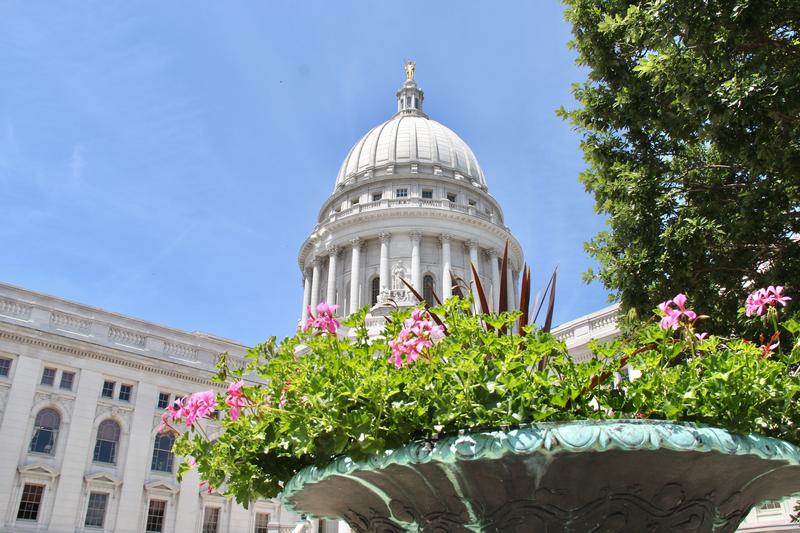 Wisconsin's State Capital in Madison, Wisconsin is regarded by many as one of America's most beautiful