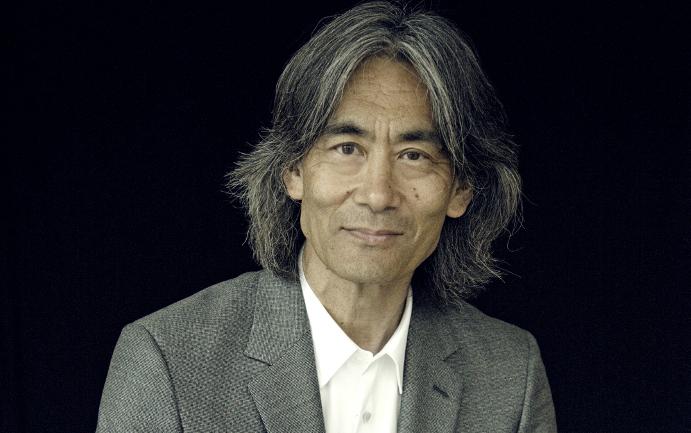 Conductor and Morro Bay native Kent Nagano.