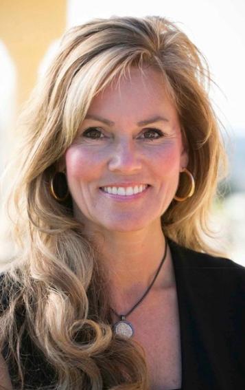 Current District 4 supervisor Lynn Compton.
