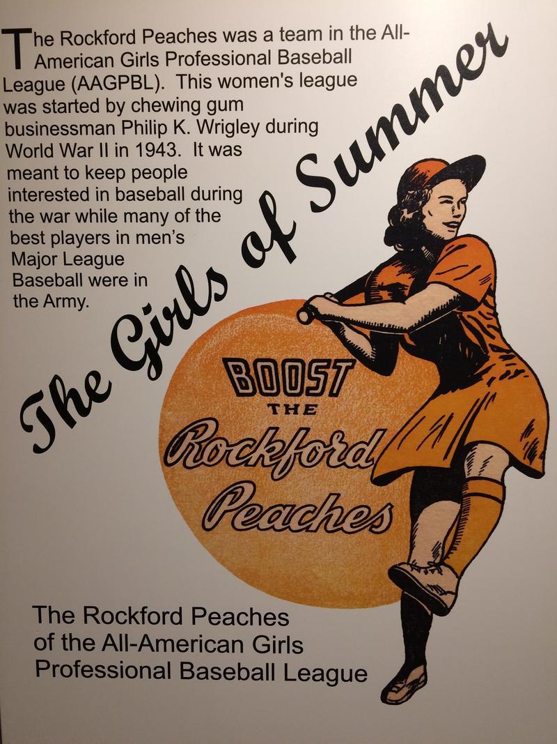 Rockford embraces its baseball history.