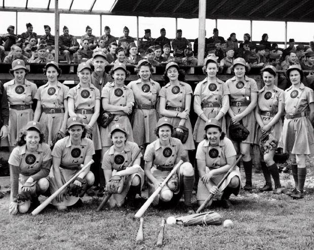 The Rockford Peaches, a professional baseball team in Rockford, Illinois.