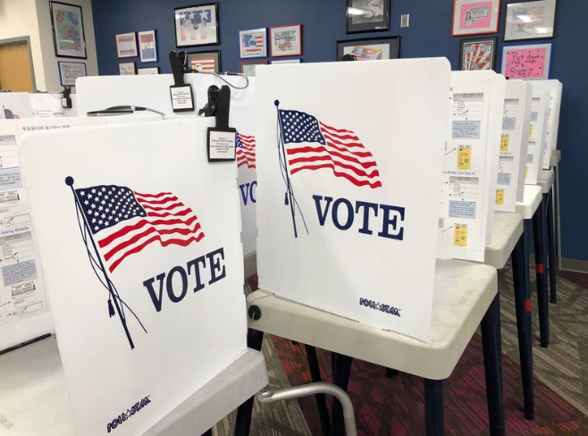 Elections offices in Monterey and Santa Barbara counties are open for early voting.