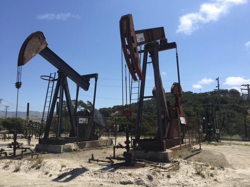 """The No on G campaign claimed Measure G would """"shut down"""" current operations at the Arroyo Grande oil field, pictured here."""
