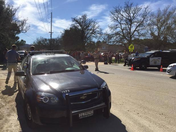 Bomb threat reported at Templeton High School
