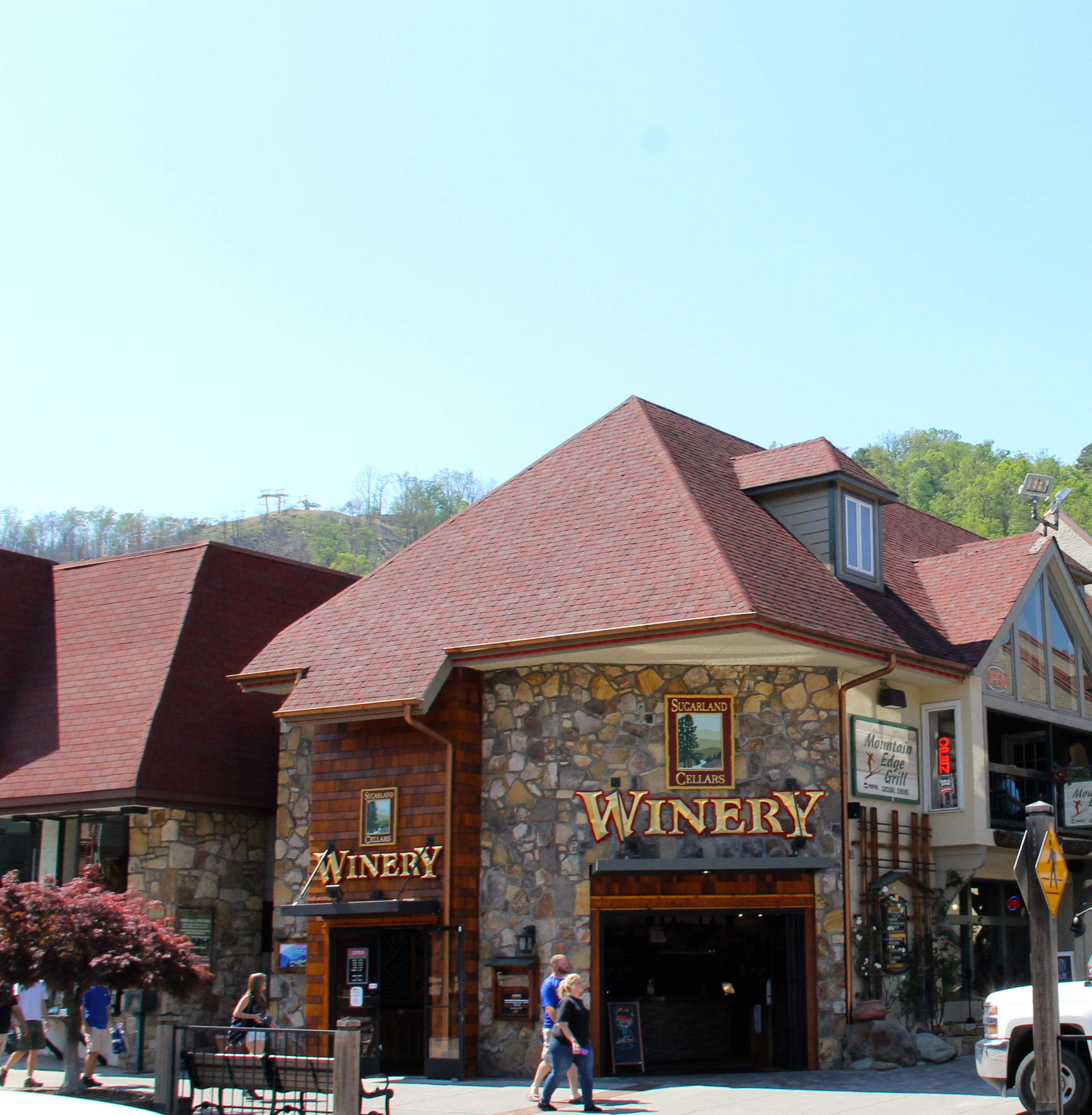smoky walk in more little at and a to drive places have the pigeon do of this forge much while nice cabins gatlinburg mountains tennessee seems definitely you top area lot things img downtown commercial is