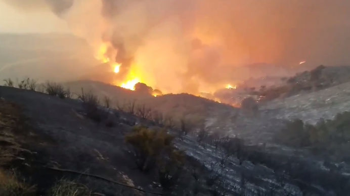 central coast fires - photo #18