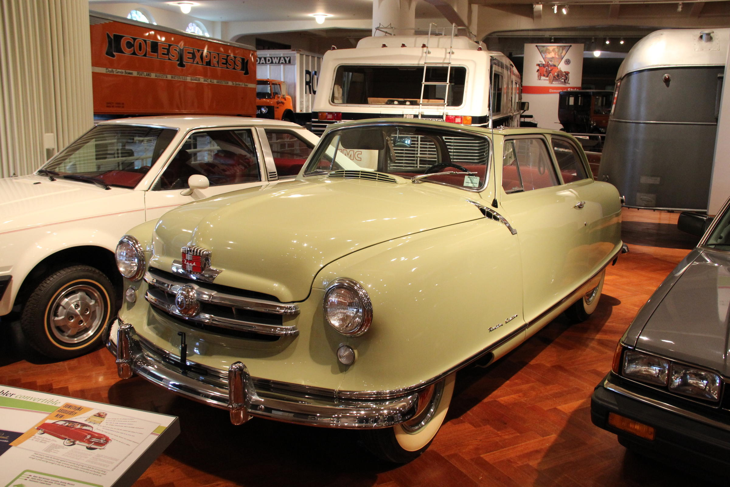 Exploring the Henry Ford Museum of American Innovation | KCBX
