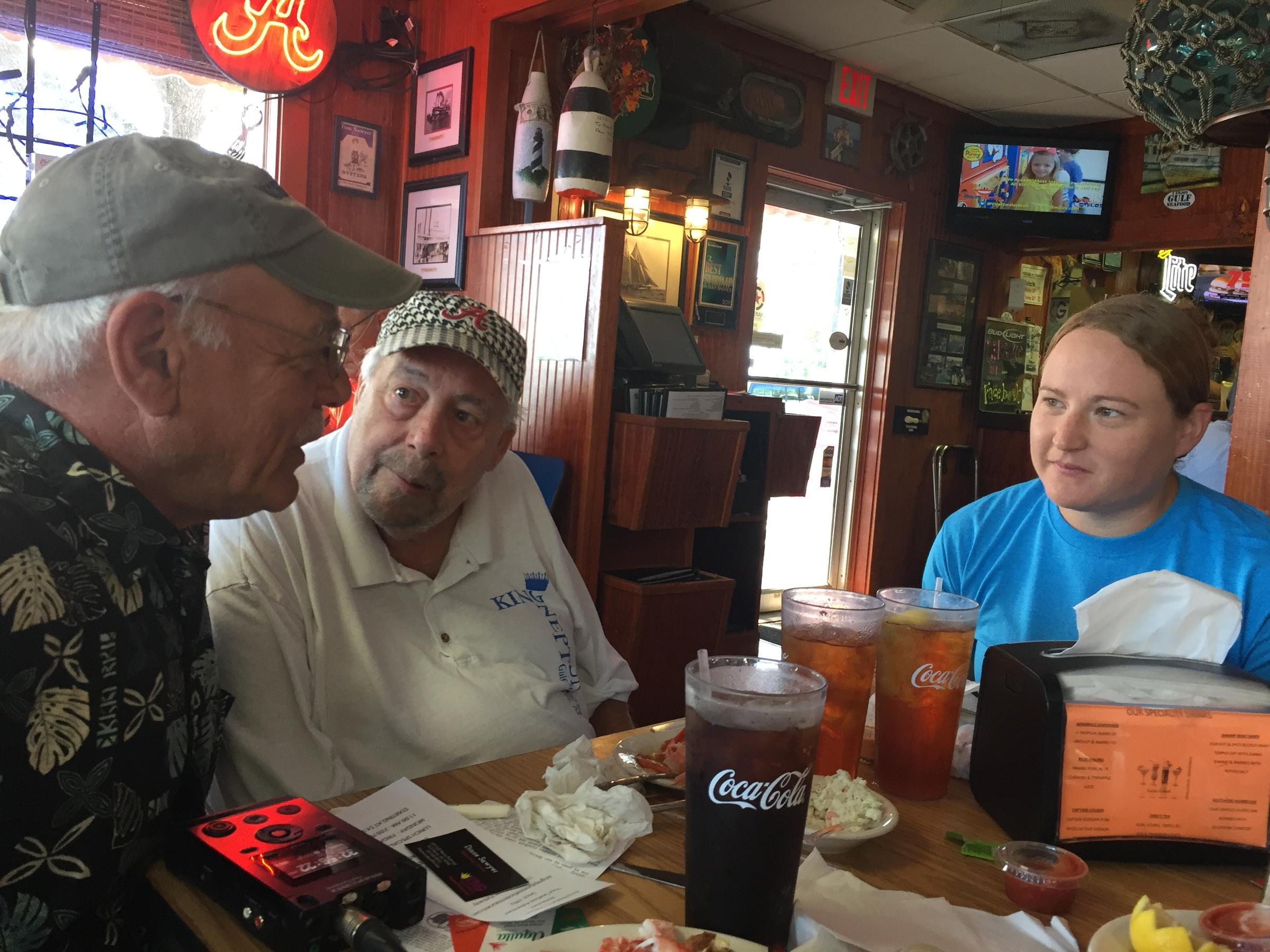 Royal Red Shrimp A Legend At King Neptunes Diner In Gulf Shores