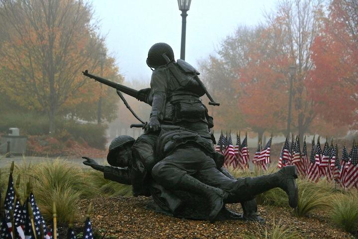 National D Day Memorial Bedford Virginia