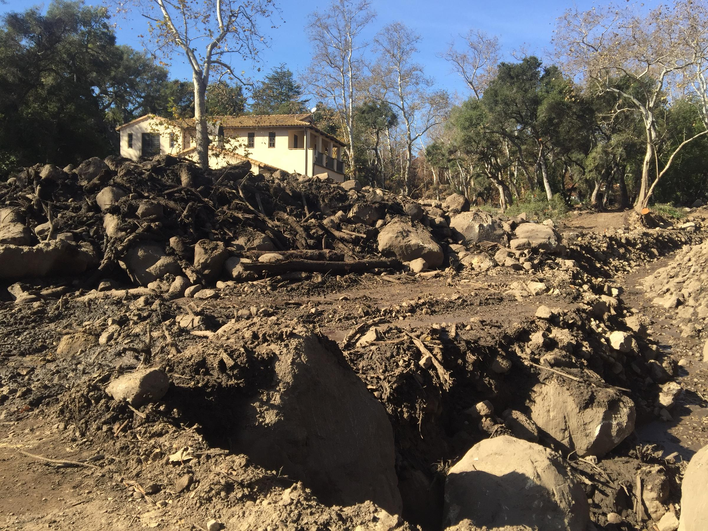 Mandatory Evacuations Ordered: Santa Barbara Burn Areas Brace For More Mudslides