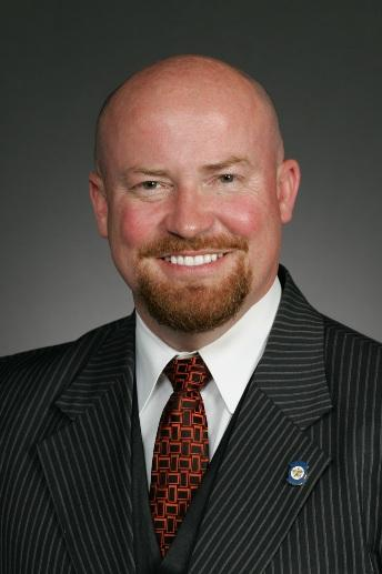 Rep. Joe Dorman (D-Rush Springs)