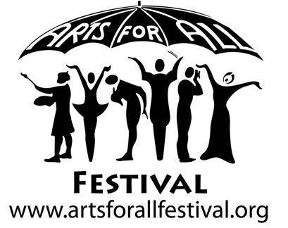 Arts for All Umbrella