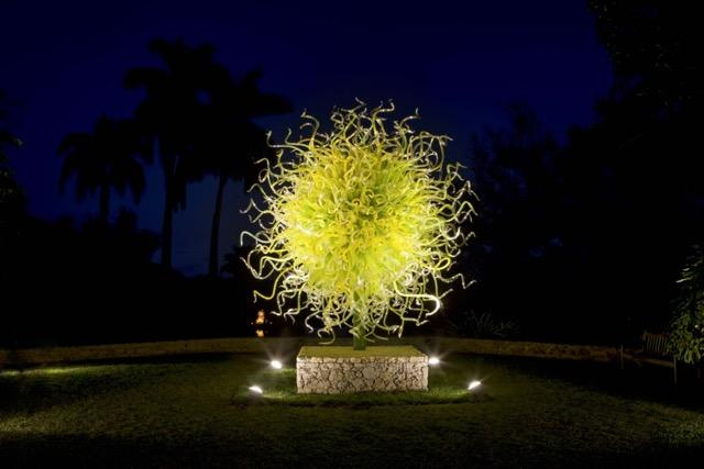 Sol del Citron, Dale Chihuly