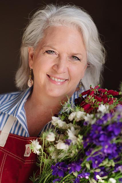 Debra Prinzing, the producer of slowflowers.com