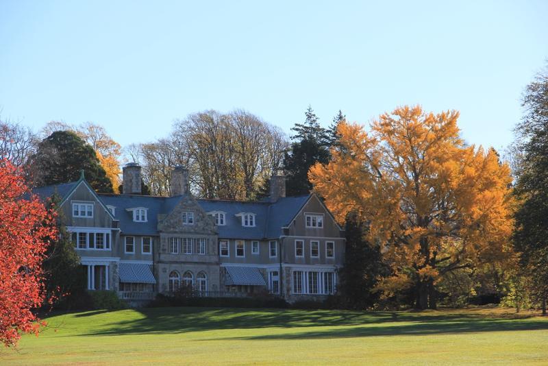 Blithewold Mansion Gardens and Arboretum, Bristol, Rhode Island
