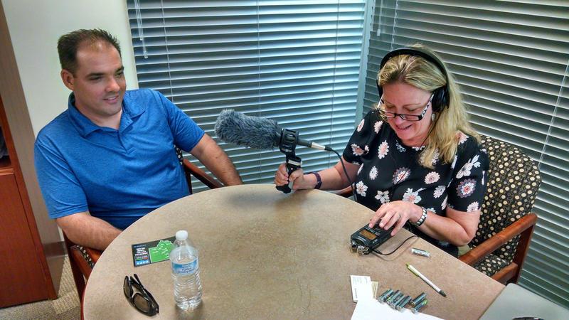 NSPR GM Beth Lamberson interviews Joe Mckenna of Cloud Wise Academy