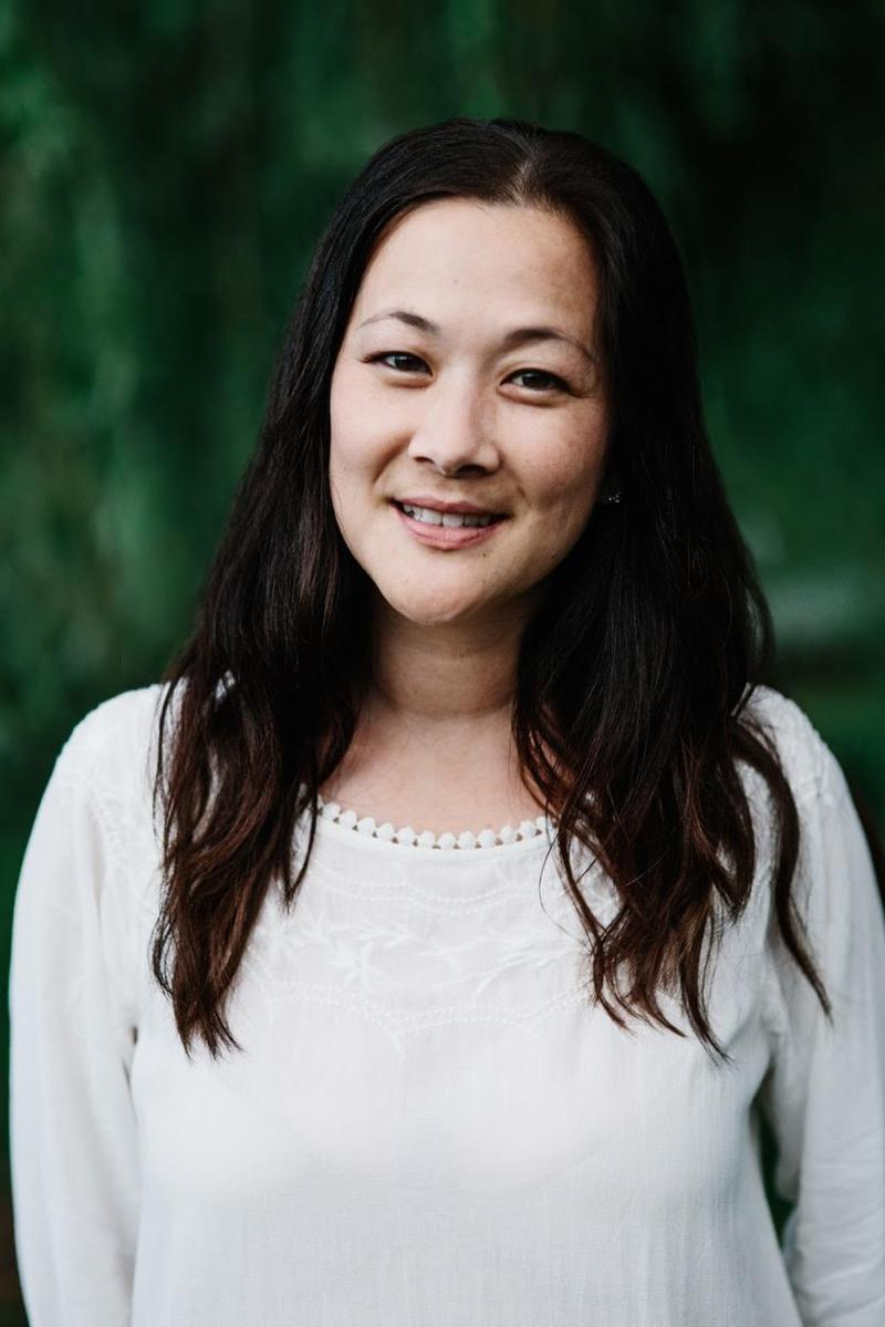 Wendy Kiang-Spray: Author of The Chinese Kitchen Garden