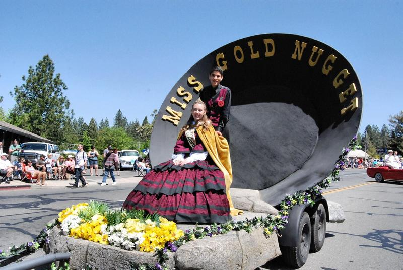 Gold Nugget Days kicks off on Thursday night with the crowning of Miss Gold Nugget.