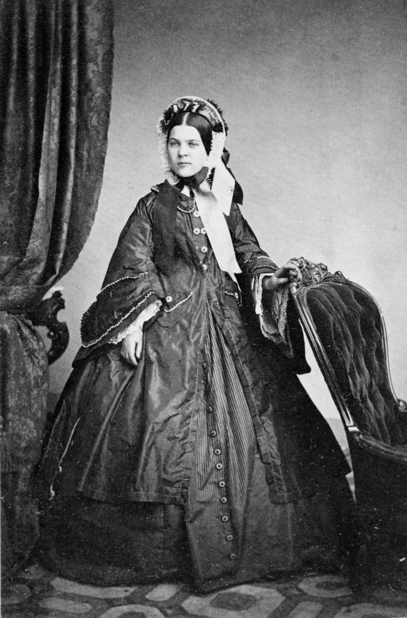 When Annie Bidwell arrived in Chico, in 1868, she fell in love with the land.