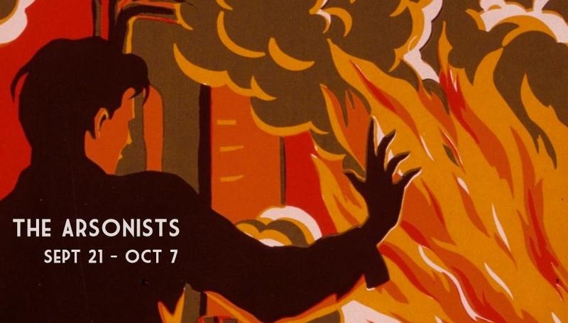 """The Arsonists"" at Blue Room Theatre"