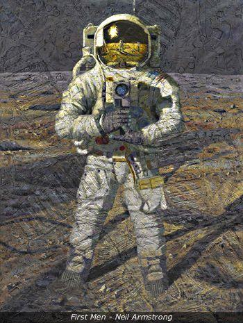 Artwork by Alan Bean