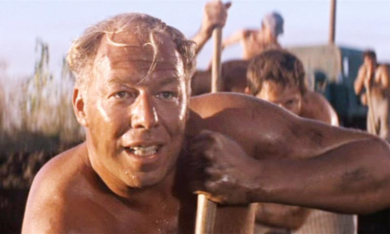 """Actor George Kennedy won an Academy Award for the 1967 hit movie """"Cool Hand Luke."""""""