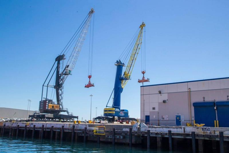 Port Of Hueneme signs deal to deepen port from 35 to 40 feet