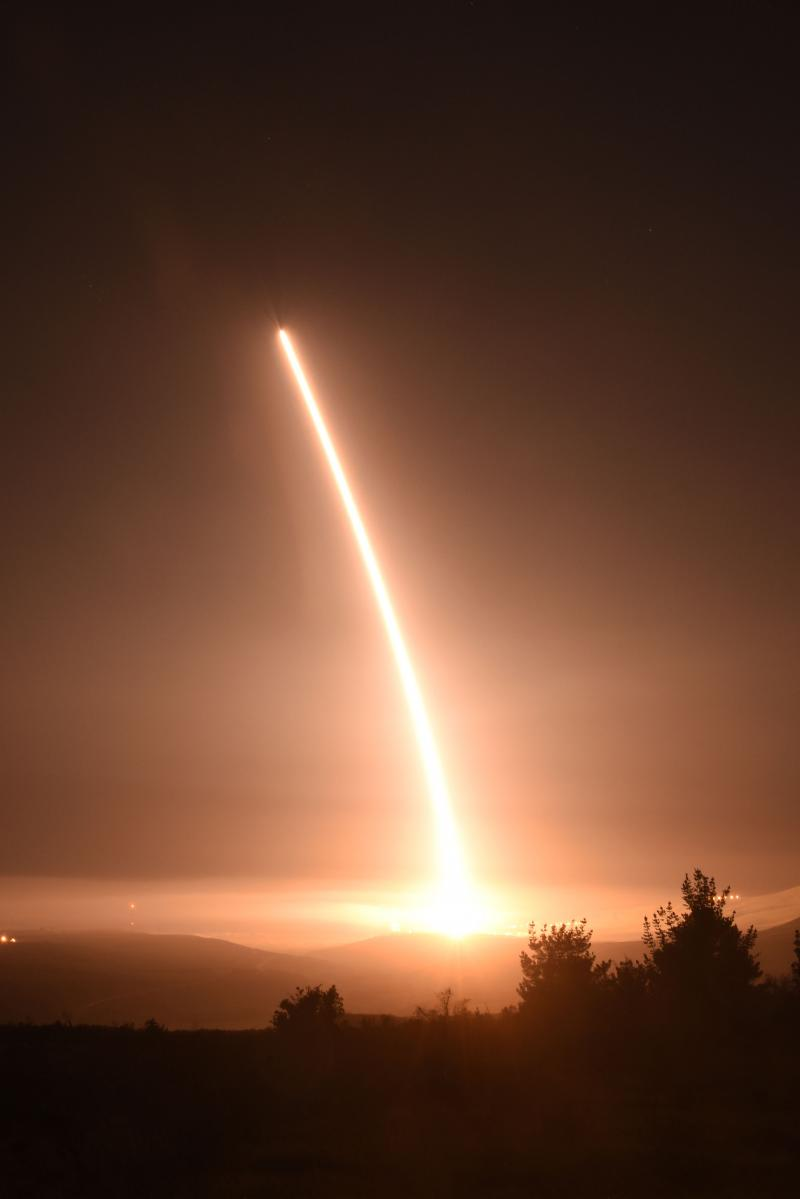 Missile Launch 2/25