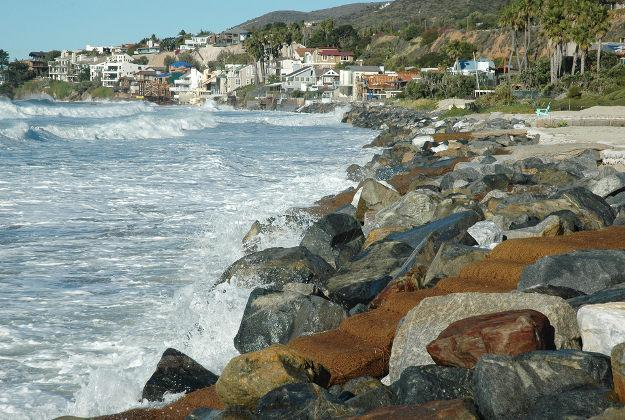 Plans call for moving 300,000 cubic yards of sand from Ventura County to Malibu, to help stop erosion at Broad Beach.  The plan would create a new 1.1 mile long public beach, but the truck trips from Ventura County are creating controversy