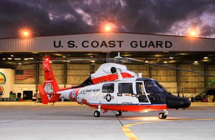 U.S. Coast Guard permanently moving helicopter air operations from LAX to Naval Base Ventura County