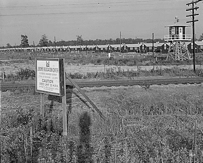 Jerome War Relocation Camp in Arkansas was home to Ruth Maruokas of Ventura during more than two years during World War II