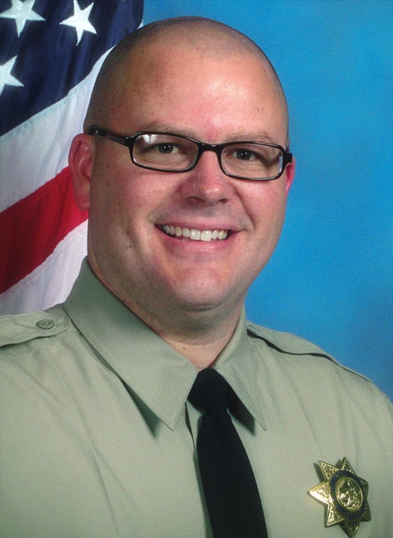 Deputy Trevor Carpenter