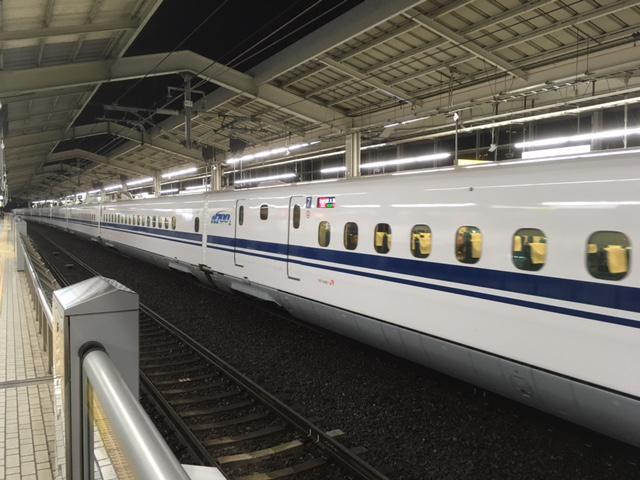 The Japanese bullet trains are like airliners in that they have first class reserved seating as, well as what amounts to coach service