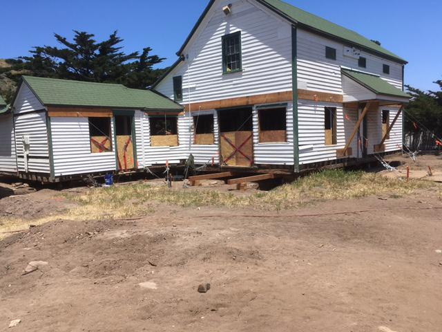 Teams restoring these historic ranch buildings on Santa Rosa Island discovered the artifacts from what are believed to be early ancestors of the Chumash tribe