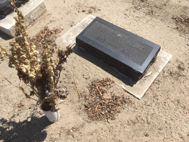 It's been more than a half century since the last person was buried in the historic cemetery