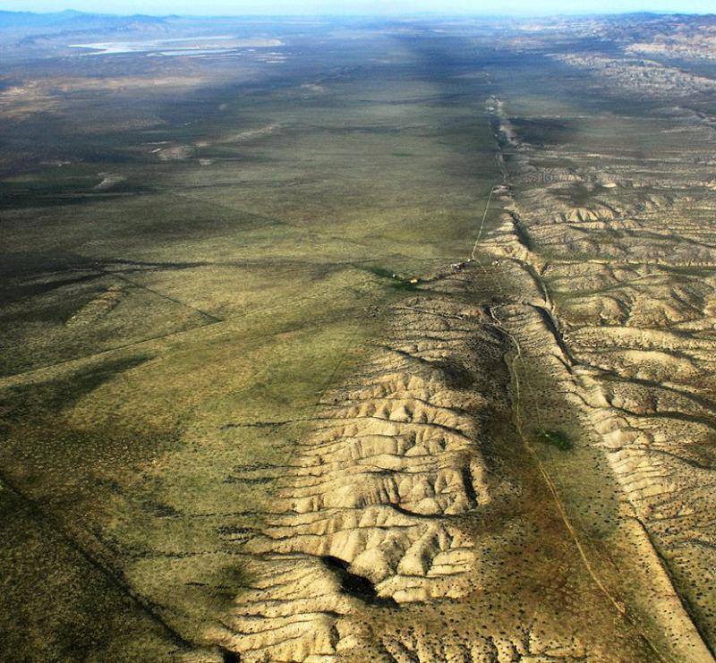 Carrizo Plain National Monument status still under review