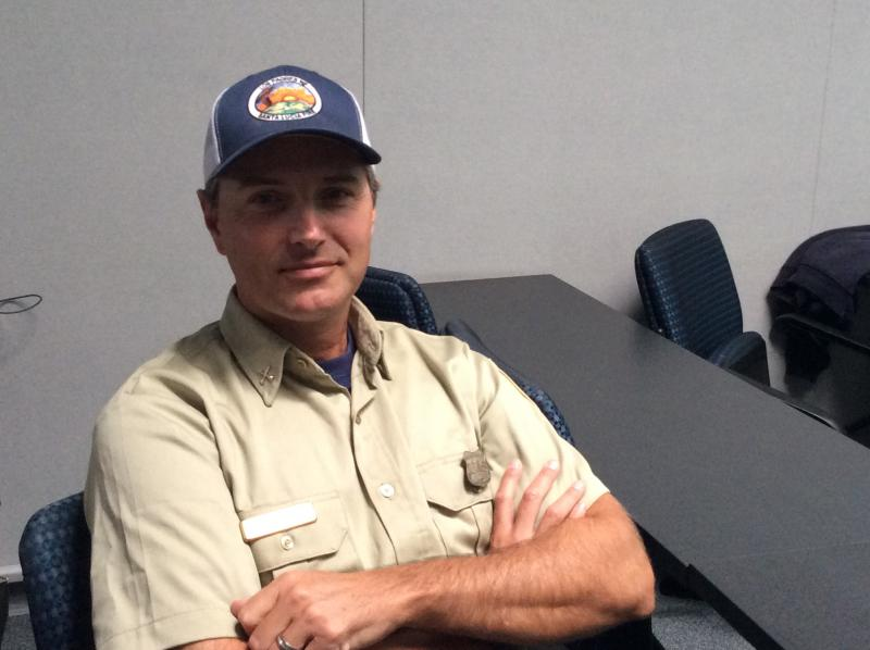 Los Padres National Forest Fire Battalion Chief Gary Helming dies in traffic accident