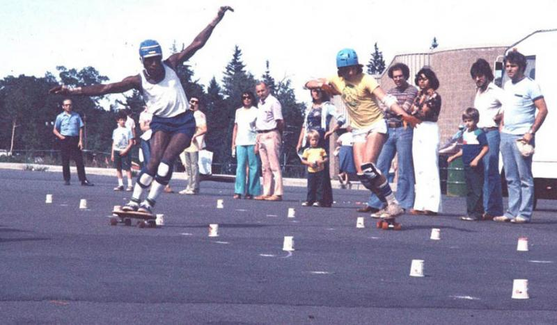 "Documentary ""Virgin Blacktop"" looks at group of kids who formed skateboarding team in 1970's four decades later.  It is making its world premiere at the San Luis Obispo International Film Festival"