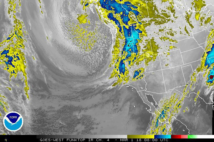 Thres Storms Headed Towards Central, South Coasts, But Noe Evacuations Anticipated