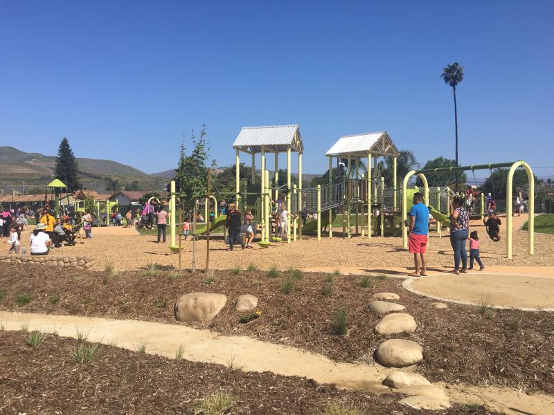 Kellogg Park in Ventura