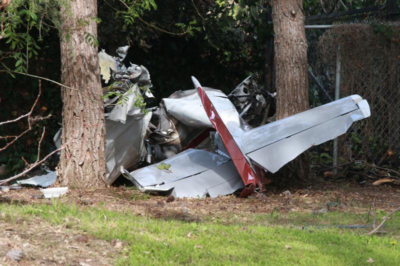 Plane crash kills two near Santa Paula Airport Saturday