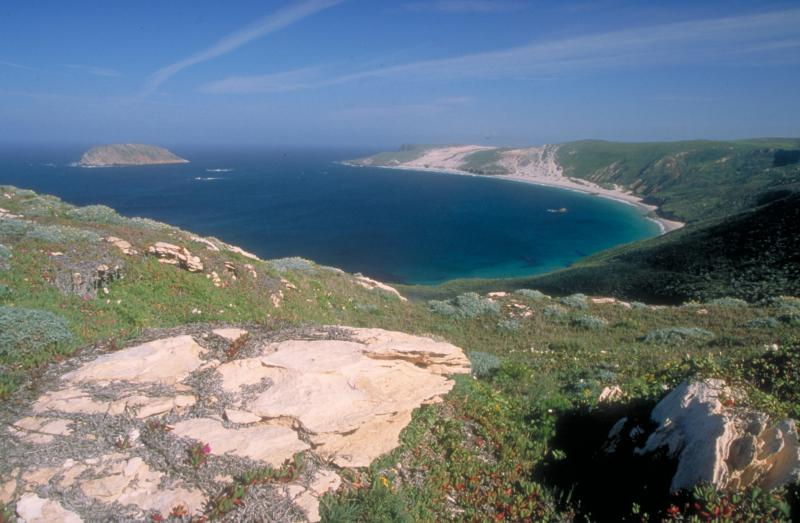 San Miguel Island was home to Tuqan Man.