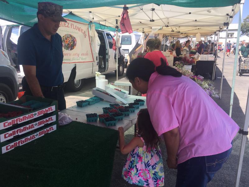 Camarillo Farmer's Market