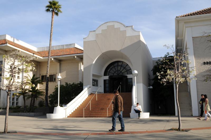 Cuesta College in San Luis Obispo