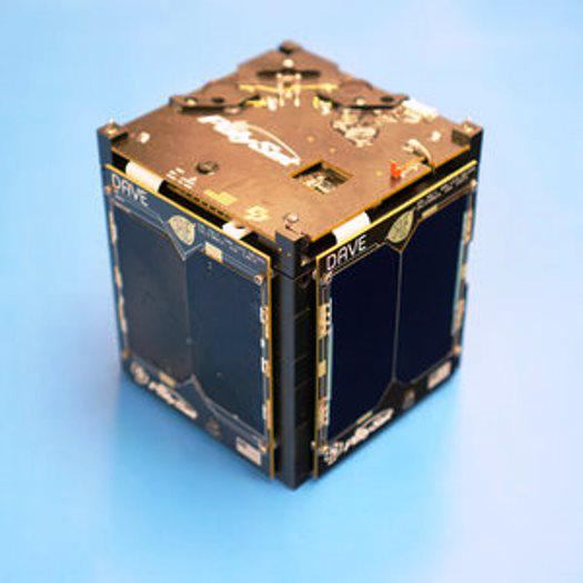A CubeSat built at Cal Poly San Luis Obispo is part of an orbital mission taking off from Vandenberg Air Force Base Saturday
