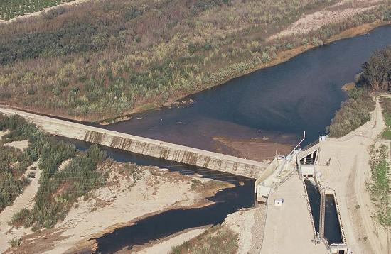 The United Water Conservation District's Vern Freeman Dam