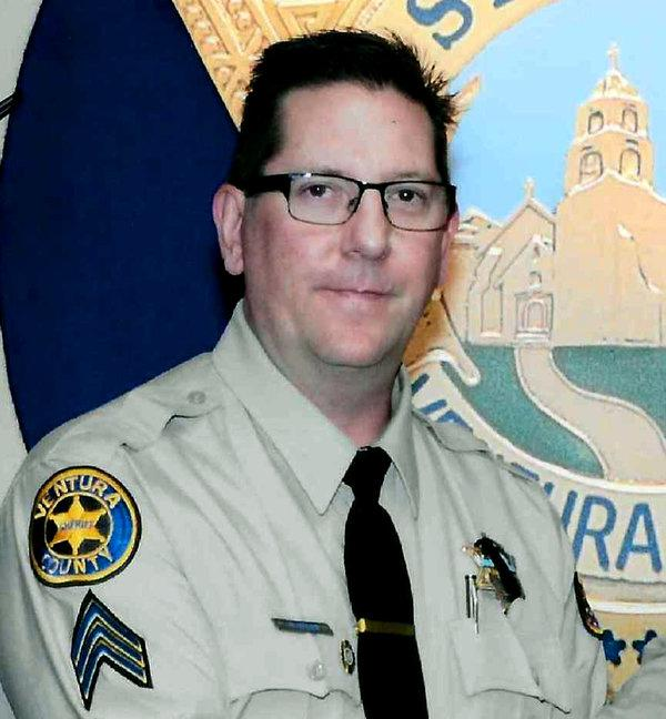 Ventura County Sheriff's Sgt. Ron Helus, killed at the Borderline Shooting in Thousand Oaks.