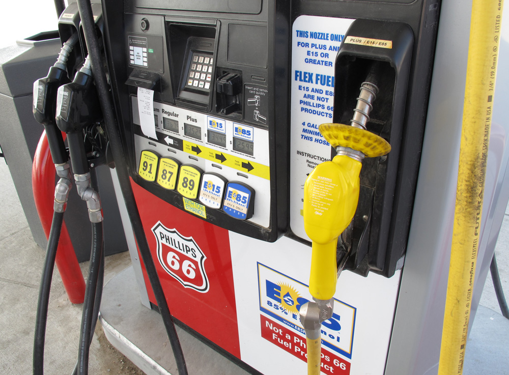 Can I Use  Octane In A Flex Fuel Car